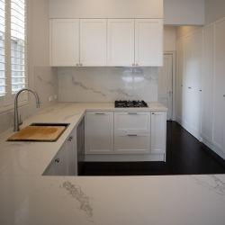 Shaker personalizzati stile PVC Armadi da cucina prodotti moderni per la cucina