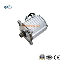 2.5Kw 3000tr/mn disponible la pleine protection moteur à aimant permanent avec frein régénératrice 48/60/72VCC ou 220/380Vca/510VDC disponible