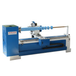 자동 비 우븐 패브릭 Slitter Slicing Machine Slitting Machine