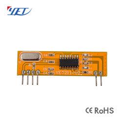 コード 433MHz RF ワイヤレスレシーバモジュール Yet211 の学習