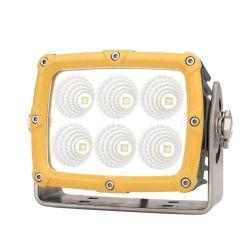 자동 LED 조명 5.7인치 60W 크리 중부하 작업용 LED 작동 건설 기계용 조명