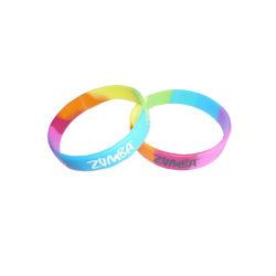 Vente chaude écologique La conception personnalisée Bracelet en silicone pour la promotion
