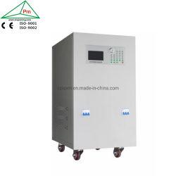 単一で三相20kVAは交流電力ソースソリッドステート頻度コンバーターを停止する