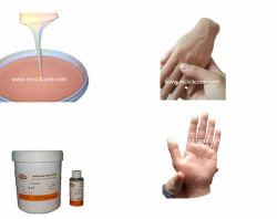Doux pour le sexe des produits de silicone liquide