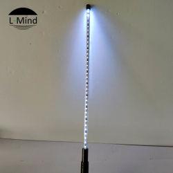 Venda por preço de fábrica Tamanho personalizado Mini Quad ATV 50cc RGB LED Luz do Sinalizador de chicotes da Antena