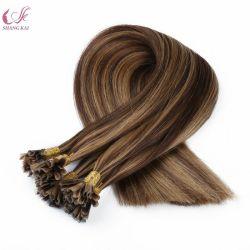 سعر الشركة المصنعة 100% من الشعر البشري ريمي تمديدات U/I/V/Flat Tip Prereed الشعر