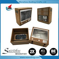 Teléfono marca Venta caliente ampliador de pantalla de televisión de cartón
