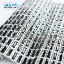 ハンズの高品質の輝いた熱伝達のラインストーンシート