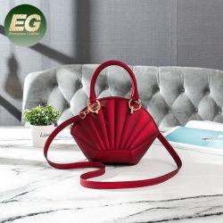 Le silicone PU Shell-Shaped Lady sac à main de l'épaule Sac Crossbody SY9034