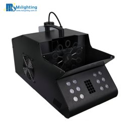 1200W LED DMX 512の泡煙機械(BSLED 1200年)