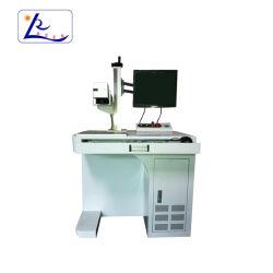 Faser-Laser-Markierungs-Maschine für das Typenschild, das 200*200mm markiert