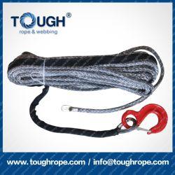 kabel van de Kruk van de Kabel van de Kabel 7000lbs van 6mm de Taaie Kevlar Gevlechte Synthetische