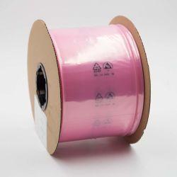 Custom imprimé coloré PE Emballages en plastique transparent Sac film en rouleau