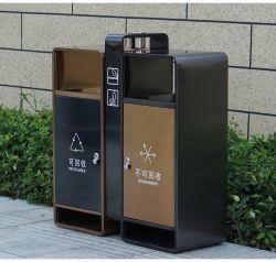 (SO-D372) 유럽과 미국 대중적인 쓰레기통 쓰레기 낭비 깡통
