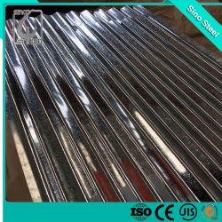 4X8 galvanizzato corrugato lamiera prezzo