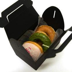 "Одноразовые пекарня ""чашку торт ящики с прозрачное окно"