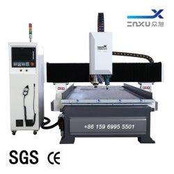 آلة معالجة الزجاج تلقائي درجة الحرارة Zxx-C1325 مع تجليخ قطع ماكينة الثقب، إلخ.
