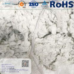 Fibre minérale ignifuge fibre minérale inorganique coton prix du coton de pulvérisation de pulvérisation