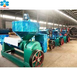 Óleo de girassol pressionando a máquina/prensa de óleo