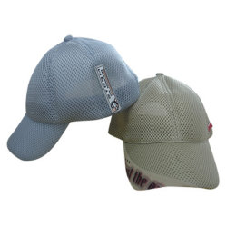 Chino coton sergé doux avec mousse de sandwich de marque personnalisée de maillage Sports Golf Cap