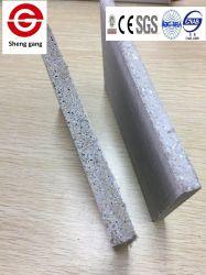 Piastrina calda dell'ossido di magnesio del materiale a prova di fuoco di vendita 2017
