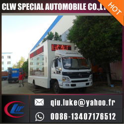 Jac LED Advertising Truck, Truck Mobile Advertising LED Display