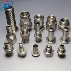 カスタマイズされたCNCの機械化の管のカップリングのホースカップリングの油圧付属品の管継手の金属のコネクターの管付属品連合接合箇所