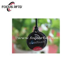 Porte-clés de sécurité NFC TK4100 clé RFID Tag Smart Carte époxy