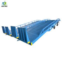 8 ton 10ton elevadores hidráulicos móveis Contentor Bridge