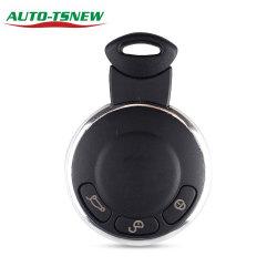 3 boutons Remote Shell Clé de voiture Housse pour BMW MINI Cooper Auto Touche Intelligente