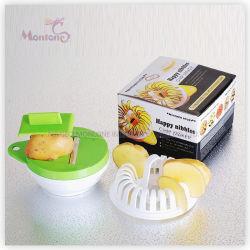 Kartoffelchip-Hersteller der neuen Ankunfts-Heiß-VerkaufenDIY 15*12.5*13cm
