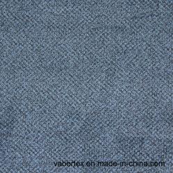 Canapé en velours en polyester tissé imprimé Sellerie tissu textile