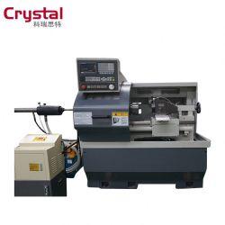 Tipo de torreta tipo pandilla Lahte automático Torno CNC Máquina Ck6132A