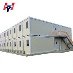 Модульный сегменте панельного домостроения / сборных 20-футовый контейнер обладает размерами Дом Отель в Фиджи
