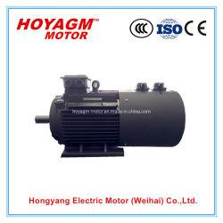 Yvf2 This 5~100Hz Fréquence variable de l'onduleur asynchrone triphasé AC Contrôleur de vitesse électrique moteur de compresseur de la pompe de ventilateur de soufflante Yvf ciment2-802-4 0,75 kw