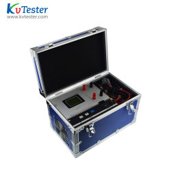 Testeur de résistance CC du transformateur électrique Testeur de prise de sortie