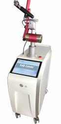 La FDA Doble/Pulso largo Q pone Nd: YAG máquina