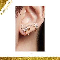 Гарантированное качество мода для уха Earring Earring украшения манжеты