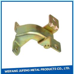 Hardware personalizzato della lamiera sottile timbrato/perforare/piegare/che timbra le parti con superficie galvanizzata