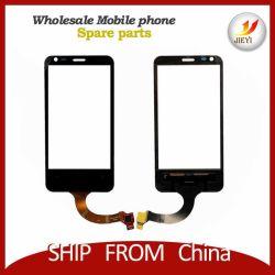 Convertisseur analogique/numérique d'écran tactile de panneau avant pour l'écran tactile de panneau de contact N620 610 N610 de Nokia Lumia 620 avec le bâti