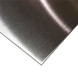 Grande dureté DIN 2.4375 Monel K500 basé sur la plaque en alliage de nickel pour les arbres de pompe à eau de mer