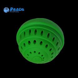 La magia de plástico de bola de lavado ecológico de la rótula de la lavadora de lavandería