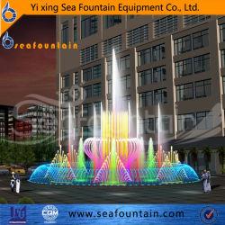 Fontana di legno di musica del raggruppamento di acqua del pacchetto