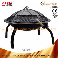 Venta caliente el bastidor de acero de patio jardín barbacoa fogata al aire libre Fogata