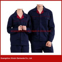 Eenvormige Slijtage van de Arbeider van de Veiligheid van de Arbeider van de Fabriek van het Ontwerp van de douane de Eenvormige Industriële Mechanische (W603)