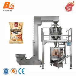 50-1000ml自動電子スケールのくだらない軽食袋の食糧パッキング包装機械