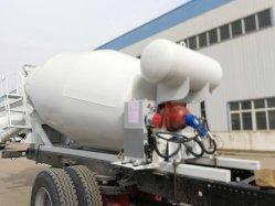 具体的なミキサーのトラックボディかミキサーのドラム5.5cbm