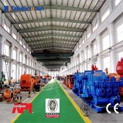 Workover /Perfuraçaäo Petroleum /Drilling Machine Use bomba de perfuração com partes separadas para perfuração