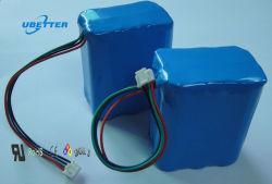 Размера 18650 12V 5600Мач 3s2p-ионный аккумулятор LiFePO4 аккумуляторная батарея