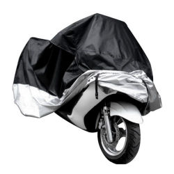 Защиты от солнца мотоцикл Водонепроницаемые крышки складной крышки мотоциклов